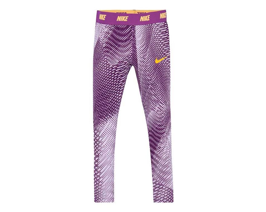 Nkg Df Sport Essentials Leggng Bold Berry