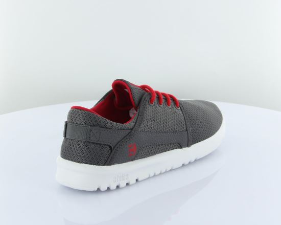 Kids Scout Grey Red F3