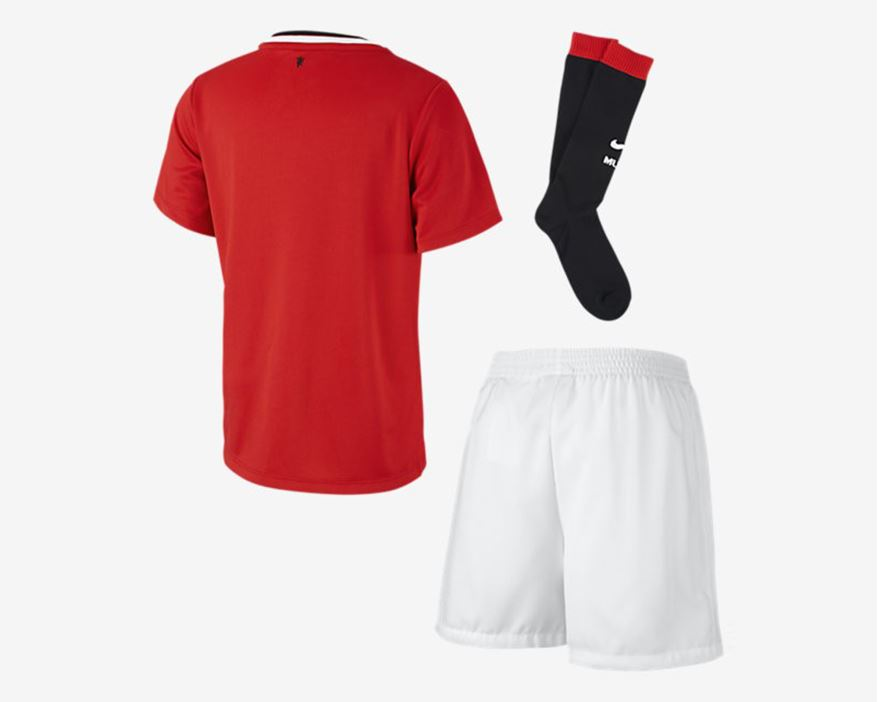Manu Lt Boys Home Kit