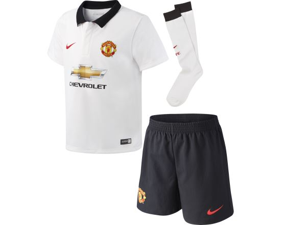 Manu Lt Boys Away Kit