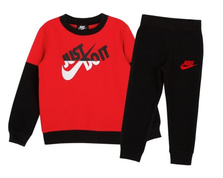 Nsw Split Just Do it Crew W/ Jogger Set