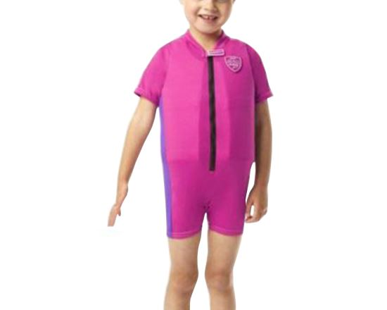 Sea Squad Float Suit Ju Pink Purple