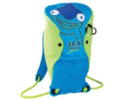 Sea Squad Back Pack iu Blue Green