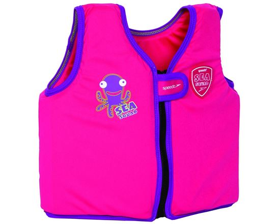 Sea Squad Float Vest İu Pink/Purp