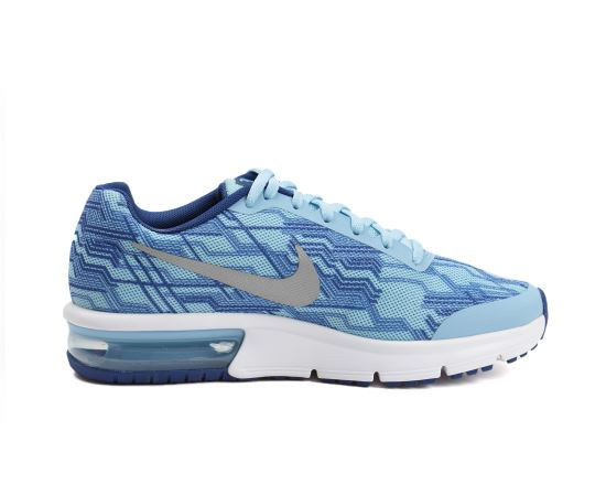 Air Max Sequent Print (Gs)