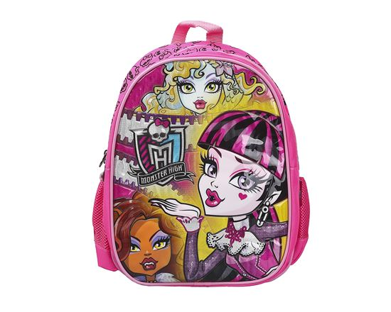 86152 Monster High Okul Cantasi