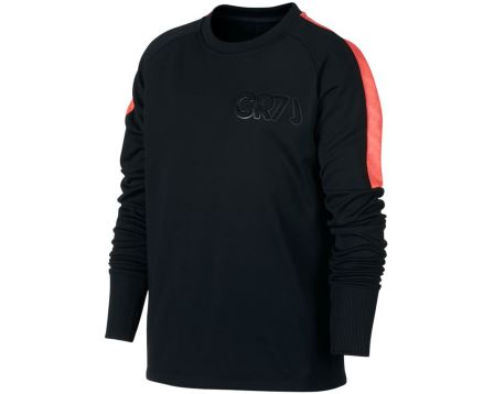 Cr7 B Nk Dry Crew Top