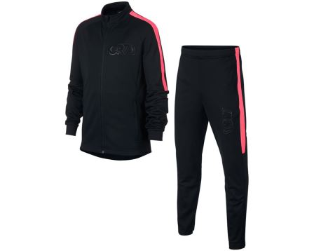 Cr7 B Nk Dry Trk Suit K
