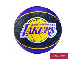 Basket Topu Nba Team Lakers 7