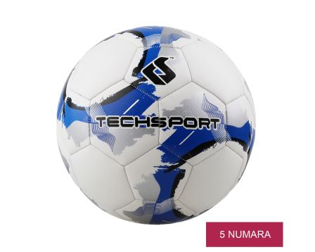 Blue Gray Futbol Topu